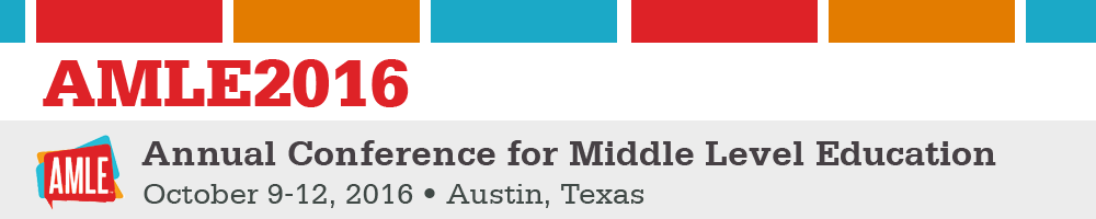 AMLE2016 - Annual Conference for Middle Level Education