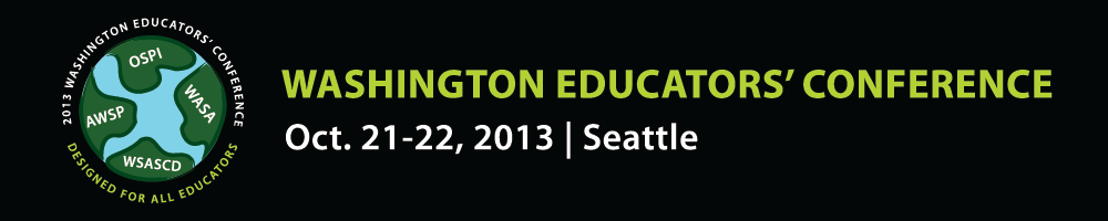 Washington Educators' Conference 2013