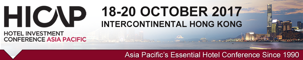 Hotel Investment Conference Asia Pacific (HICAP) 2017