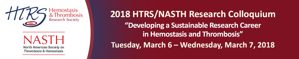 HTRS/NASTH Research Colloquium 2018