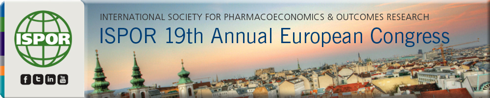 ISPOR 19th Annual European Congress