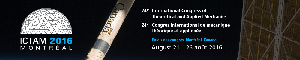 24th International Congress of Theoretical and Applied Mechanics
