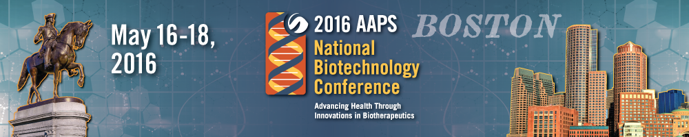 2016 AAPS National Biotechnology Conference