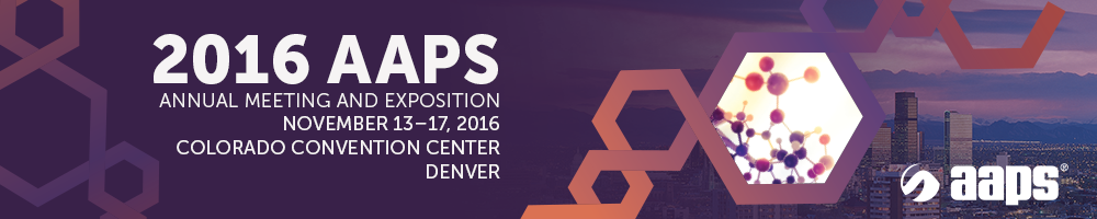 2016 AAPS Annual Meeting and Exposition
