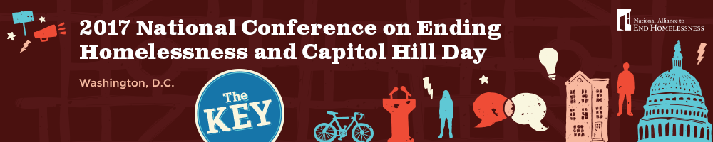 2017 National Conference on Ending Homelessness