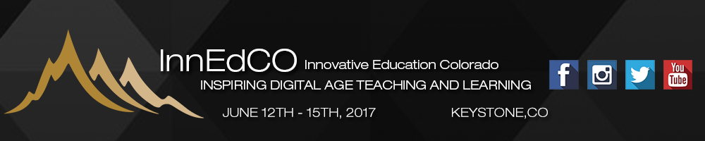 Innovative Education Colorado 2017 Conference